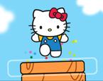 Hello Kitty Zıplama