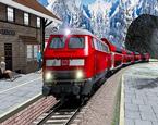 Hızlı Tren Simulator