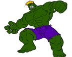 Hulk Boyama