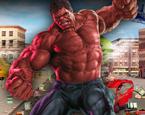 Hulk Oyunu 3D