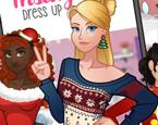 İnsta Güzeli Noel Kıyafetleri