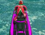 Jet Ski Tekne Yarışı