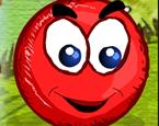 Kırmızı Top Kahraman Zıplayışı