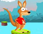 Kanguru Zıplatma