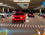 Kapalı Otoparkta Araba Park Etme