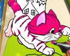 Kedi Köpek Boyama
