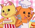 Kedi ve Köpek Chef
