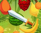Kılıçla Meyve Kes