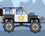 Koca Tekerlekli 4x4 Kamyon