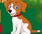 Sevimli Köpek Yapboz