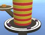 Renkli Kule Yıkma