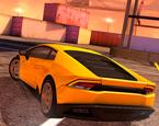 Lamborghini Yarışı