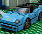 Lego Araba Yapbozu