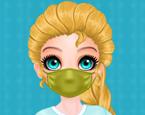 Prensesler Maske Modası