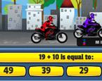 Matematikli Motor Yarışı