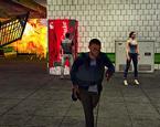 Metro İstasyonunda Kapışma