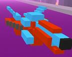Minecraft Uzay Gemisi