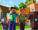 Minecraft Gizli Eşya Bulma
