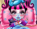 Monster High Bebeği