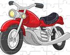 Motosiklet Yapbozu