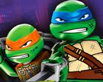 2 Kişilik Ninja Kaplumbağalar