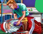 Noel Baba Acil Serviste