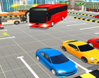 Okul Otobüsü Park Etme
