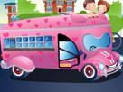 Okul Otobüsü Süsle
