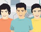One Direction Diş Ameliyatı