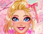 Online Barbie Makyajı