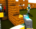Online Minecraft Savaşı