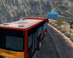 Otobüsle Dağ Tırmanma