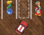 Oyuncak Araba Park Etme