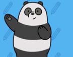 Panda Çizme