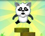 Panda Zıplatma