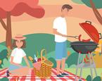 Piknik Alanında Gizli Nesne Bulma