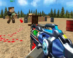 Pixel Paintball Savaşı