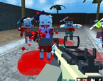 Pixel Zombi Savaşı