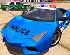 Polis Arabası Drift