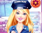 Polis Kız Giydirme