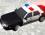 Polis Taksi Park Etme