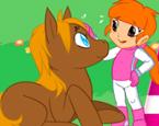 Pony Engelli Koşu