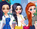 Prensesler Üniversiteli Kızlar Toplantısı