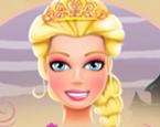 Peri Masalı Prenses Makyajı