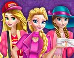 Prenseslerin Alışveriş Günü