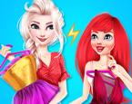 Prensesler Gezi Modası
