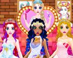 Prenseslerin Saç Modası