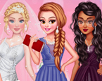 Prensesleri Düğün Gününe Hazırlama