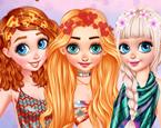 Prenseslerin Renkli Hayatı