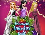 Prensesler Kış Balosu
